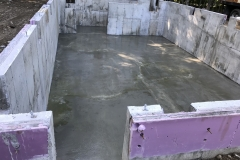 Beech-Ridge-Schoolhouse-Floor-poured-2019-08-24-IMG_1067