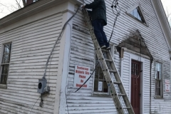 Tom-removing-wiring-Nov-25-2019