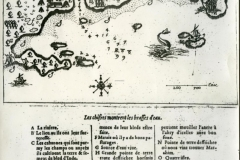 4-John-Champlain-1605-map-of-Saco-Bay