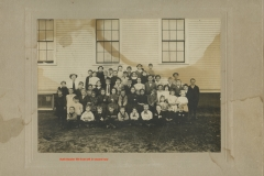 Oak-Hill-School-Photo-c.-1910-Teacher-Mary-Hudson-Gower-students-Donald-S-Bradford-Collection-NA