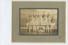 SHS-Basketball-Team-Triple-C-1938-39-Champs-Donald-S-Bradford-Collection-NA