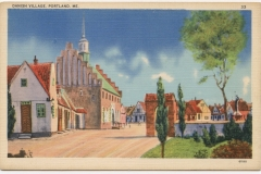 Danish-Village-Post-Card-Portland-ME-33