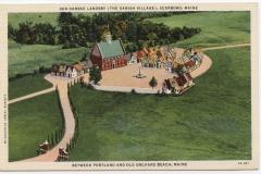 Den-Danske-Landsby-Post-Card-The-Danish-Village