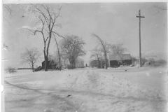 Locales - Black Point - Black Point Rd Looking toward Prouts Neck - Lancaster House on left - 70.24.2-C2-Web