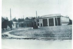 Locales - Dunstan - Portland RR Co, Car Barn - (c. 1912-13)