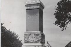 Locales - Dunstan - Scarboro Monument -- West Scarboro, Maine C63 - 64.47.1