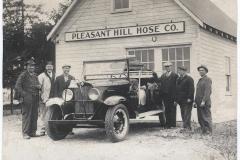 Locales - Black Point - Pleasant Hill Hose Co. - c. 1930 - NA-Web