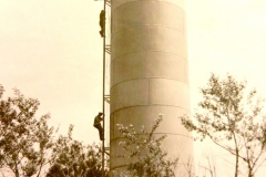1943-07-WaterTower-with-Aircraft-Warning-Service-station-at-top-ca.-1943-Photo-Courtesy-Nina-Warner