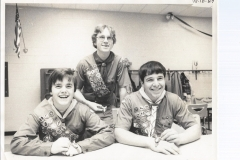 Organizations-Scouts-Billy-Weeks-R-George-Vail-L-Standing-Unknown-95.18.87