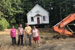 Directors-Karlene-Osborne-Joyce-Alden-Rodney-Laughton-Becky-Delaware-at-Beech-Ridge-School-Project-1-Aug-2019-CROP