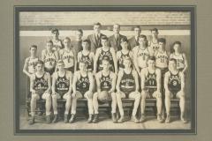 SHS-Basketball-Team-1940-41-Donald-Bradford-8-2nd-Row-Left-Donald-S-Bradford-Collection-NA
