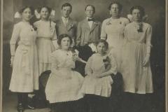 SHS-Graduation-Photo-1917-Donald-S-Bradford-Collection-NA