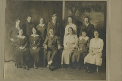 SHS-Senior-Class-1917-Donald-S-Bradford-Collection-NA