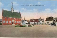 Danish-Village-Post-Card-Near-Portland-Maine-P.8-00.65