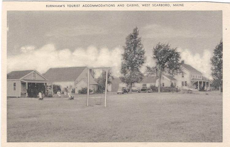 Dunstan - Burnham's Tourist Accomodations and Cabins