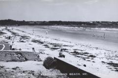 Higgins Beach - Bathers on Beach - Higgins Beach, ME - 95.78.4