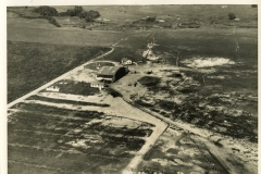 Aerial View of Portland Airport, Scarborough