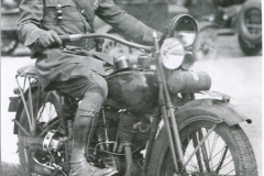 Maine State Police - Carl Wibe (on Harley Motorcycle) - 95.27.19292